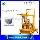 QT40-3C 2015 block making machinery online shopping india a brick road laying machine alibaba india
