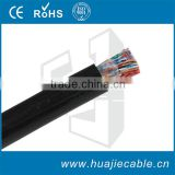 50 pair underground telephone cable
