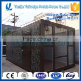 Modern Office Design Mobile Room Prefab Container Homes For Sale