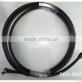 TNC LMR400 to N male jumper cable for rail transit use