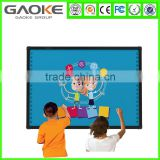 "50' to 108""all in one interactive whiteboard/interactive whiteboards in education/education board for classroom with teaching"