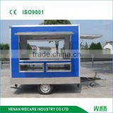 Factory price drink bbq concession mini food three windows food truck