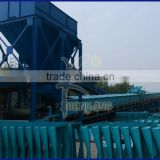Alumina powder air Supported Belt conveyor with CE&ISO