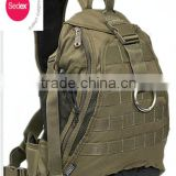 2016 Functional Wear Resistence Military Sporty Hydration Sling Bag& Tactical Backpack with SEDEX