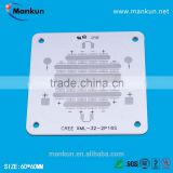 PCB manufacturer pcb assembly 5050 120w daylight integrated circuit board for flood light