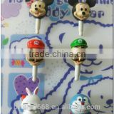 Anime DORAEMON dust plug with various design