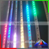 SMD5050 Rigid Led Strips,DMX RGB Color Bar Lighting,IP66 Silicone Tube Waterproof Led Magic Light