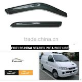 CAR DOOR VISOR RAIN DEFLECTOR FOR HYUNDAI STAREX 2001-2007 USE