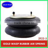 Rubber Air bag/rubber air spring for Tata motomobile truck rubber air sping in rear parts(GOODYEAR:2B12-406,FIRESTONE: W01 358 )