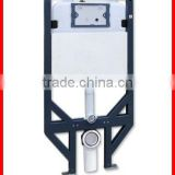 Concealed toilet cistern flush mechanism water tank systems for modern western wall hung toilet bowl CH-5