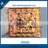 Decorative Wall Mirrors customized antique mirror glass tiles interior decoration                                                                         Quality Choice