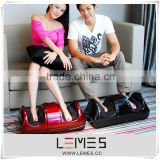 Electric vibrating pedicure foot spa massager chair with shiatsu
