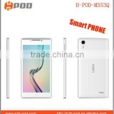 5.5 inch best cdma gsm dual sim android smart phone with 3g city call phone mid