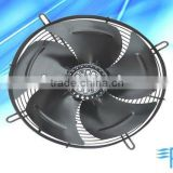 High air pressure PSC 230/380V AC Axial fan 350mm with CE & UL for Gas Compressor Stations