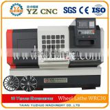 New Condition swiss type Alloy wheel repair rim CNC automatic Lathe                                                                         Quality Choice