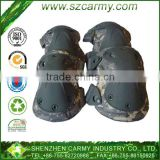 600D 100% Nylon Military Use Camouflage Rip-stop Foam Knee & Elbow Protectaction Pads