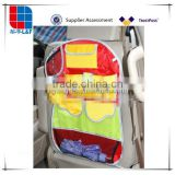 Car Travel Interior Tidy Organiser Back Seat Protector Storage Bag With Tray COLLECTOR BAG