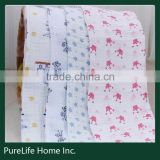 SZPLH Very soft bamboo cotton cross pattern baby muslin swaddle blanket after washed                                                                         Quality Choice                                                     Most Popular