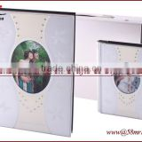 2013 Digital Wedding Photo Album Cover,Acrylic Glass Album Cover Design