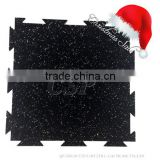 Supplier EPDM interlocking rubber floor tile ,gym rubber floor mat                                                                         Quality Choice