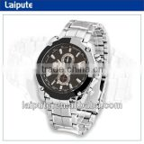 Lpt 2014 classical all stainless steel automatic mechanical watches R1667 china manufacturer