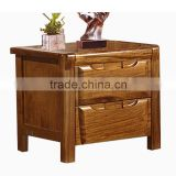 High Quality Chinese Style Hand Carved Solid Wood New Design Antique Nightstands living room furniture