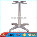 4 feet aluminum table base for stainless steel table                                                                         Quality Choice