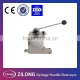 medical device Syringe Needle Destroyer
