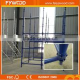 Middle east standard cup lock scaffolding for construction