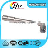 Professional torque wrench 6mm-36mm maintenance T type socket wrench