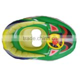inflatable speedboat with steering wheel,kids ride-on boat