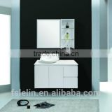 2014 new MDF drawer in drawer vanity wash basin polular Australia bathroom cabinet design of 900 HARMONY