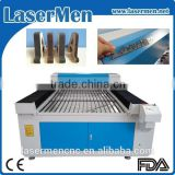 flat bed industrial laser cutting machine / 150w laser cutter for metal and non-metal LM-1325