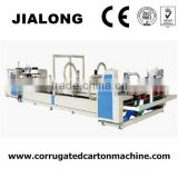 Automatic carton box folder gluer corrugated carton production line&packaging machinery parts&carton machine