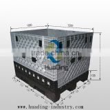 High quality plastic collapsible box pallet,collapsible plastic pallet,plastic pallet box                                                                                                         Supplier's Choice