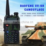 Best handheld BAOFENG UV 5R BF-5R Dual Band ham two way radio am fm portable amateur vhf uhf handy talkie talkie