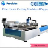 Elegant shape 1530 fiber laser cutting machine can be used for galvanized sheet&hollow pipe