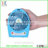 Hot Summer mini usb fan, portable usb fan with strong wind mini fan usb, mini ventilation fan