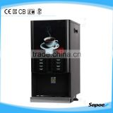 Sapoe commercial instant espresso coffee machines with CE approval
