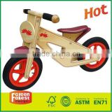 high five green forest wooden toys wooden bike