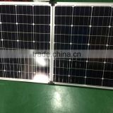 Hinergy 60W 90Wp 120W 150Watt 180W 12V Portable Poly Triplet Folding Mono Solar Panel Charging Kits for Camper and RV