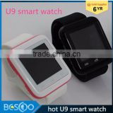 Smartwatch U9 Smart Watch reloj inteligente wearable devices Wrist digital-Watch for smart phone