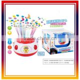 Education Drum Learning Machine, beating Musical Instrument