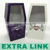Alibaba China Suppliers New Design High End Coffin Shape Gift Box