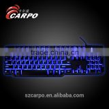 Brand new customized cherry mix or green axis mechanical gaming keyboard