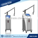 Carboxytherapy Most Professional 10600nm 7 Hinged Joint Arm 30W RF Fractional Co2 Laser Scars Removal Machine Acne Scar Removal
