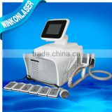 Reduce Cellulite Cryolipolysis&Lipo Laser&Cavitation 3 In 1 Machine For Body Slimming Treatment Cellulite Reduction