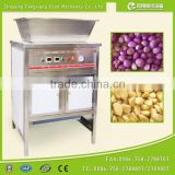 FX-128-2 Automatic garlic skin removing machine,electric garlic peeler machine ,garlic planting machine with 304 stainless steel