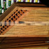 Japanese Style Wood Frame Fence Fencing Screen