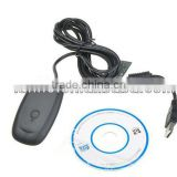 2014 New Useful Black PC Wireless Controller Gaming Receiver for Microsoft XBOX 360